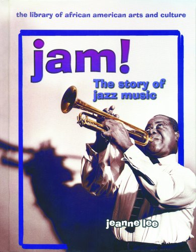 9780823918522: Jam!: The Story of Jazz Music (Library of African American Arts and Culture)
