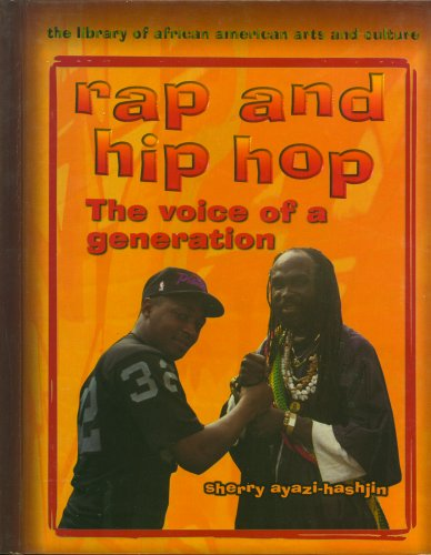 9780823918553: Rap and Hip Hop: The Voice of a Generation (African Diaspora)