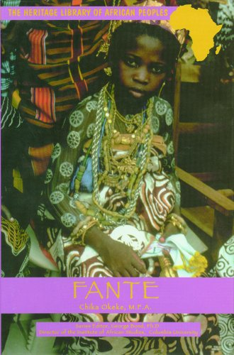 9780823919819: Fante (Heritage Library of African Peoples West Africa)