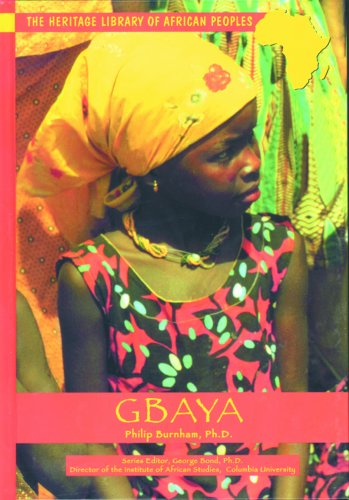 9780823919956: Gbaya (Heritage Library of African Peoples)
