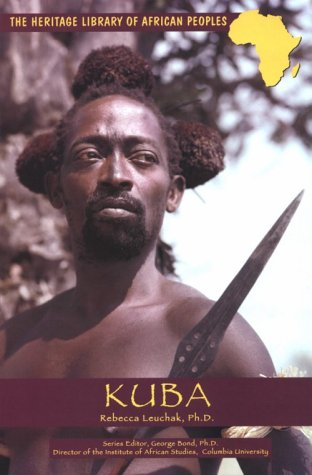 9780823919963: Kuba (Heritage Library of African Peoples Central Africa)