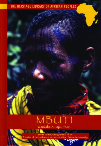 9780823919987: Mbuti (Heritage Library of African Peoples Central Africa)