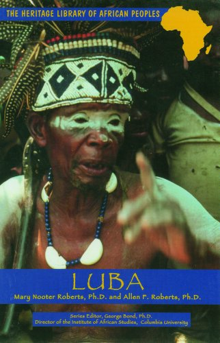 Luba (Heritage Library of African Peoples Central: Mary Nooter Roberts,