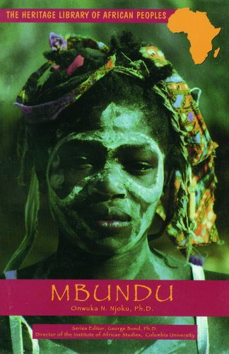 9780823920044: Mbundu (Heritage Library of African Peoples Central Africa)