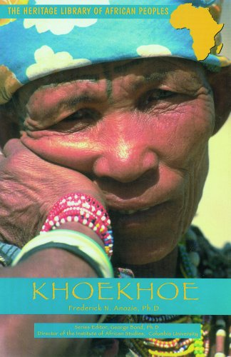 9780823920075: Khoekhoe (Heritage Library of African Peoples Southern Africa)