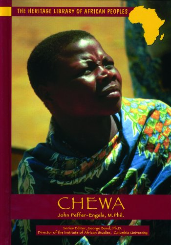 9780823920105: Chewa (Heritage Library of African Peoples Central Africa)(Hardcover)