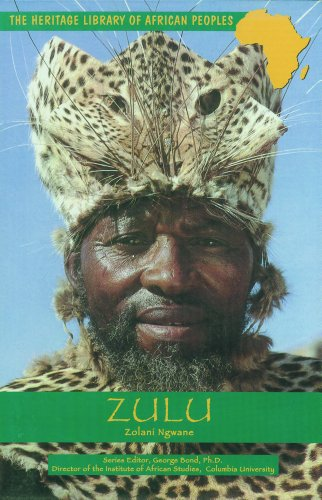 9780823920143: Zulu (HERITAGE LIBRARY OF AFRICAN PEOPLES SOUTHERN AFRICA)