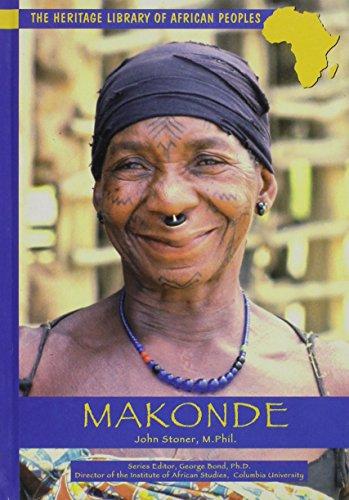 Makonde (Mozambique, Tanzania): John Stoner