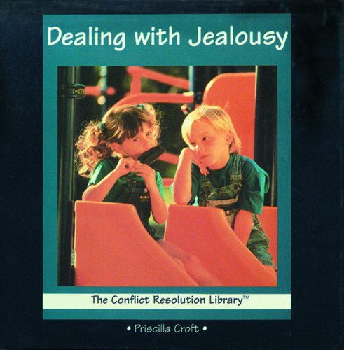 9780823923267: Dealing With Jealousy (The Conflict Resolution Library)
