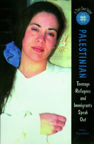 9780823924424: Palestinian: Teenage Refugees and Immigrants Speak Out (In Their Own Voices)