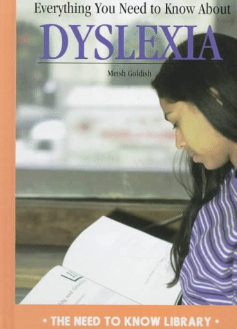 9780823925582: Everything You Need to Know about Dyslexia (Need to Know Library)