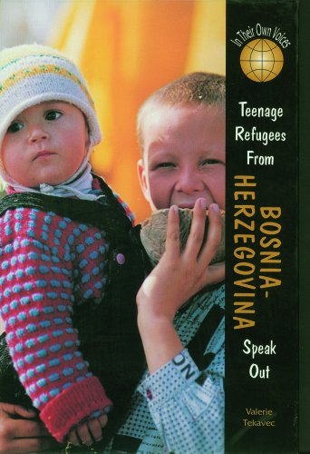 9780823925605: Teenage Refugees from Bosnia-herzegovnia Speak Out (Teenage Refugees Speak Out)