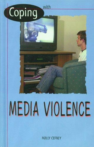 9780823928934: Media Violence (Coping)