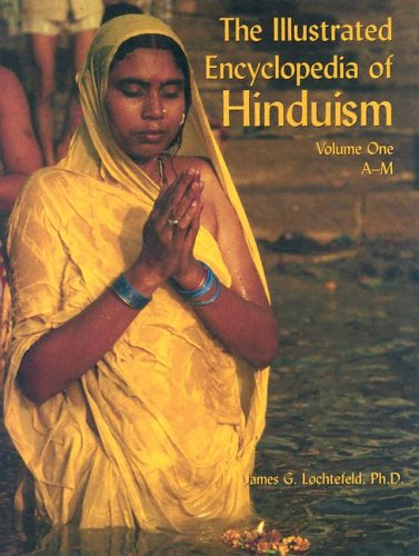 9780823931798: The Illustrated Encyclopedia of Hinduism, Vol. 1: A-M