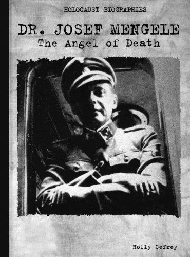 9780823933747: Dr. Josef Mengele: The Angel of Death (Holocaust Biographies)