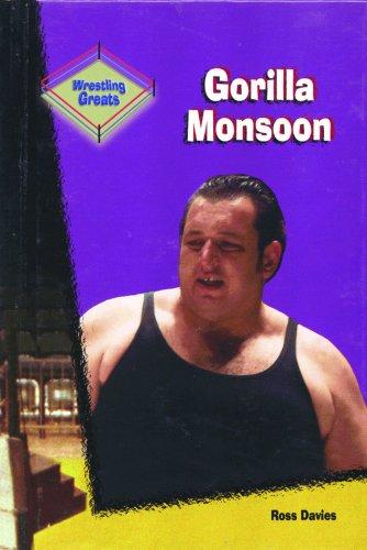 9780823934348: Gorilla Monsoon (Wrestling Greats)