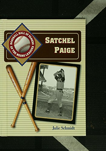 9780823934782: Satchel Paige (Baseball Hall of Famers of the Negro Leagues)