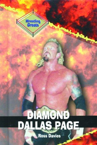 9780823934935: Diamond Dallas Page (Wrestling Greats)