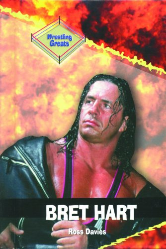 9780823934942: Bret Hart (Wrestling Greats)
