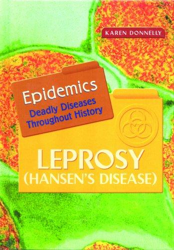 9780823934980: Leprosy (Hansen's Disease) (Epidemics)