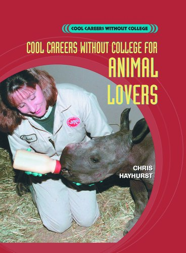 9780823935000: Cool Careers Without College for Animal Lovers