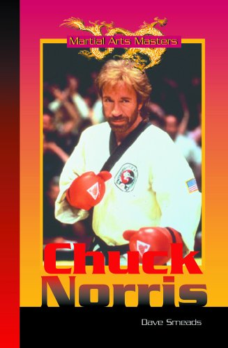 9780823935161: Chuck Norris (Martial Arts Masters)