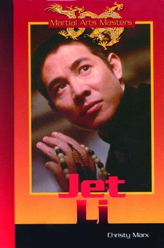 Jet Li (Martial Arts Masters) (9780823935192) by Christy Marx
