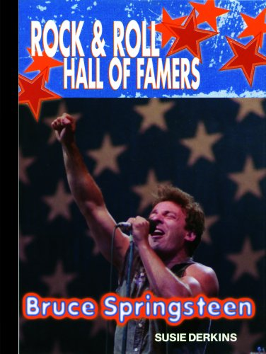 9780823935222: Bruce Springsteen (Rock & Roll Hall of Famers)
