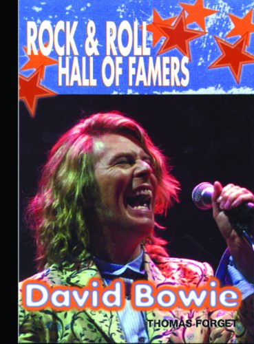 9780823935239: David Bowie (Rock & Roll Hall of Famers)