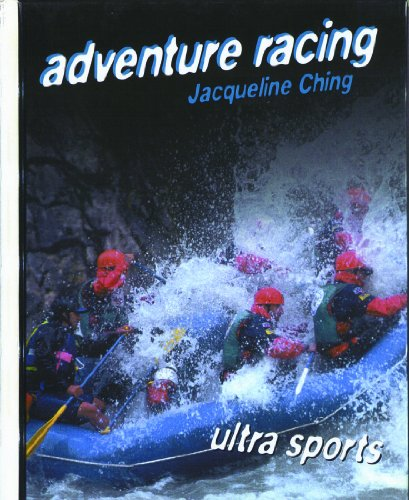9780823935550: Adventure Racing (Ultra Sports)