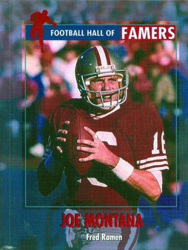 9780823936076: Joe Montana (Football Hall of Famers Library)
