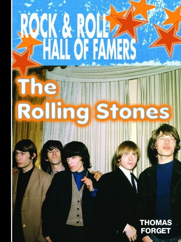9780823936441: The Rolling Stones (Rock & Roll Hall of Famers)