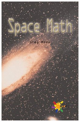 9780823937059: Space Math (The Rosen Publishing Group's Reading Room Collection)