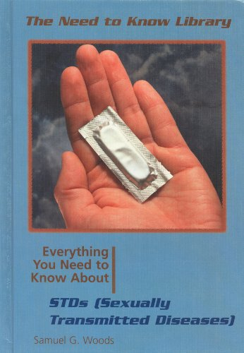 9780823937660: Everything You Need to Know About Std-Sexually Transmitted Disease (NEED TO KNOW LIBRARY)
