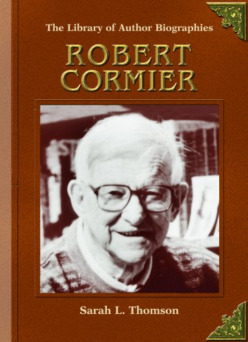 9780823937769: Robert Cormier (Library of Author Biographies)