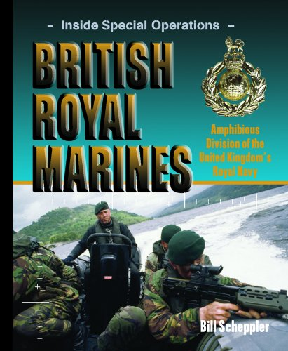 9780823938063: British Royal Marines: Amphibious Division of the United Kingdom's Royal Navy (Inside Special Operations)