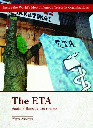 9780823938186: The Eta: Spain's Basque Terrorists (Inside the World's Most Famous Terrorist Organizations)