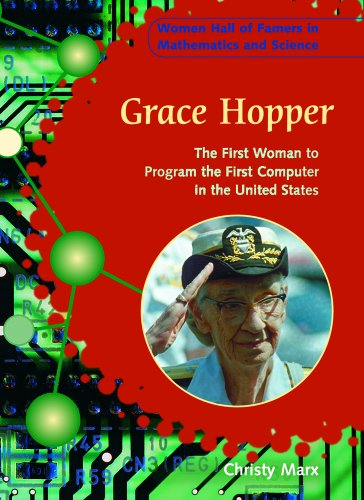 9780823938773: Grace Hopper: The First Woman to Program the First Computer in the United States (Women Hall of Famers in Mathematics and Science)