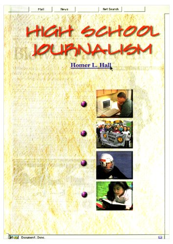 9780823939268: High School Journalism