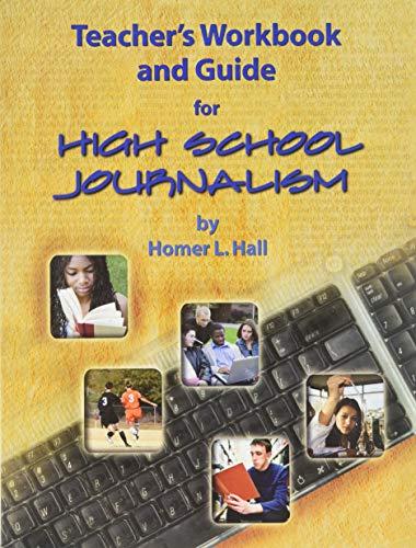 9780823939282: Teacher's Workbook and Teacher's Guide for High School Journalism