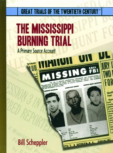 9780823939725: The Mississippi Burning Trial: A Primary Source Account (Great Trials of the 20th Century)