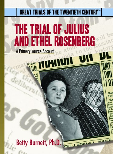 9780823939763: The Trial of Julius and Ethel Rosenberg: A Primary Source Account (Great Trials of the 20th Century)