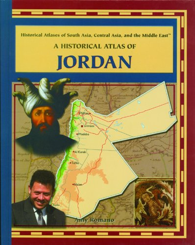 9780823939787: A Historical Atlas of Israel (Historical Atlases of South Asia, Central Asia and the Middle East)