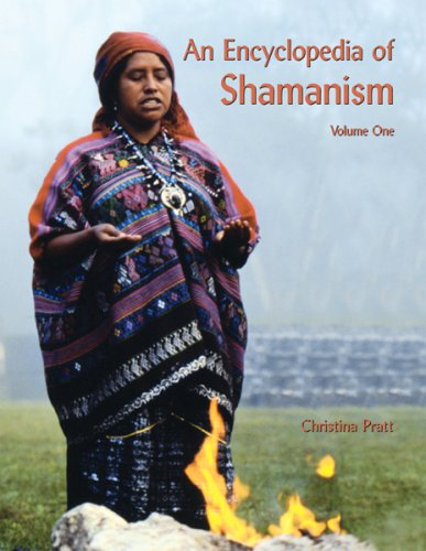 9780823940455: An Encyclopedia of Shamanism (2 Volume Set)