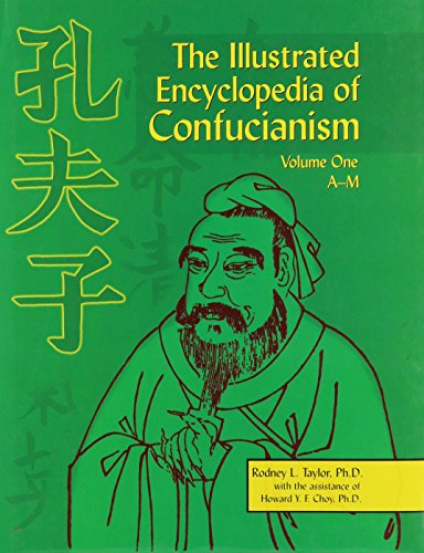 9780823940813: The Illustrated Encyclopedia of Confucianism, Vol. 2: N-Z