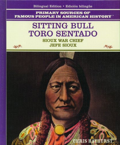 9780823941681: Toro Sentado/Sitting Bull: Jefe Sioux (Primary Sources of Famous People in American History)