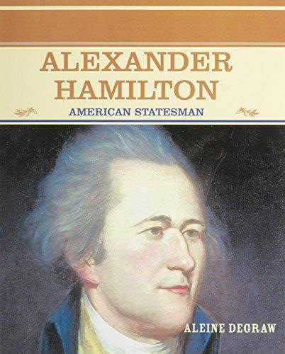 9780823941735: Alexander Hamilton: American Statesman (Famous People in American History)