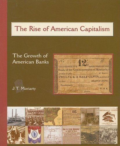 9780823942800: The Rise of American Capitalism: The Growth of American Banks (America's Industrial Society in the 19th Century)