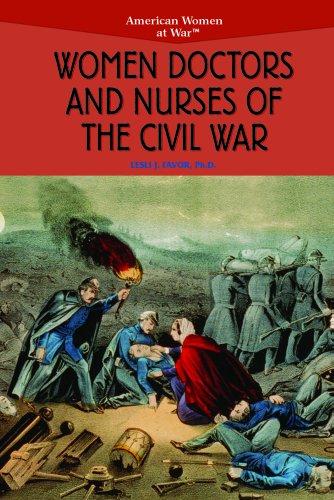 9780823944521: Women Doctors and Nurses of the Civil War (American Women at War)