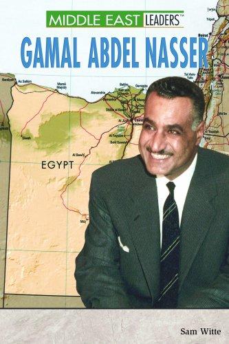 9780823944668: Gamal Abdel Nasser (Middle East Leaders)